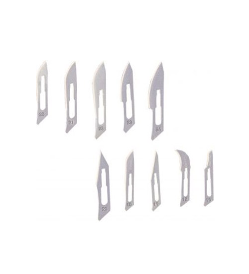 GLASS VAN & TECHNOCUT Surgical Blades