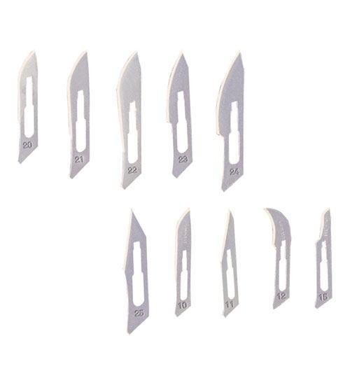 GLASS VAN & TECHNOCUT Surgical Blades