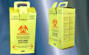 Kojak Safety Box