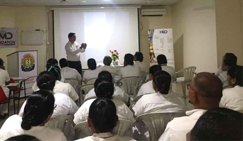 CME Training Program at PRAVARA HOSPITAL (PMT) LONI