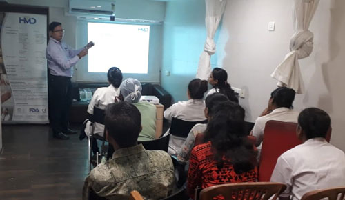 Conducted CME at R G STONE UROLOGY HOSPITAL,
