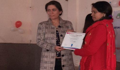 Celebrated the Christmas Day at  Jan Sharnam NGO (Badarpur) Faridabad