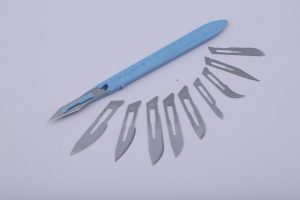 What Do the Numbers on the Scalpel Blades Indicate?